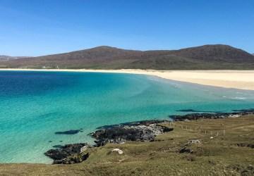 harris beach which scottish isle best visit