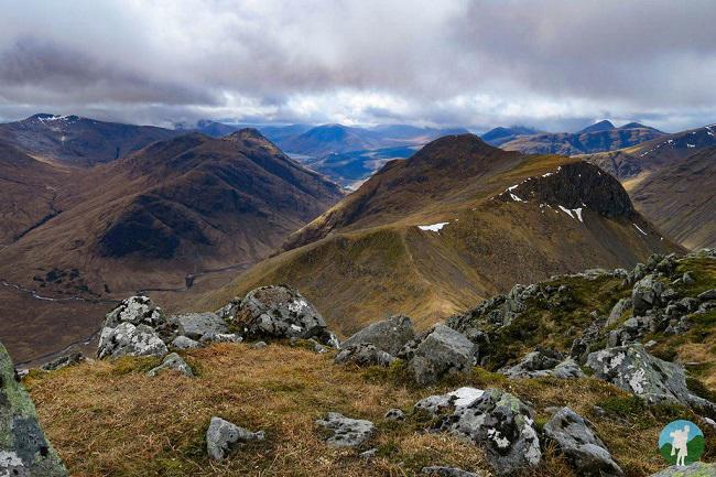 mountains scotland travel blogger job