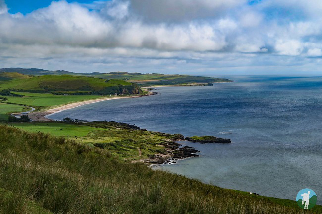 kintyre peninsula coastline south