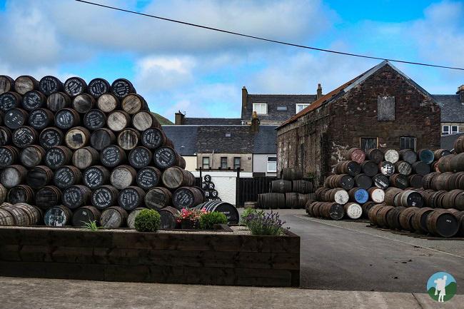 springbank distillery kintyre peninsula