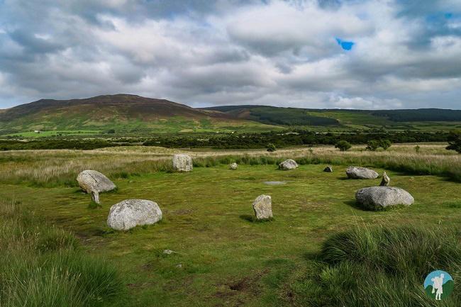 machrie moor stone circle weekend activities arran