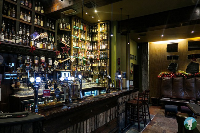 ben nevis bar glasgow scotland in a day