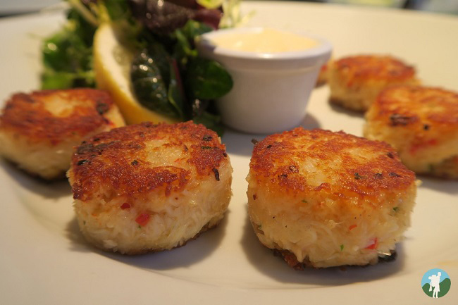 crabshak crab cakes scotland in a day