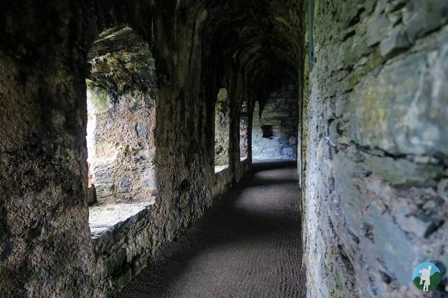 scalloway castle shetland