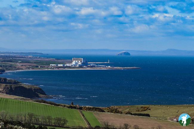 scotland east coastline itinerary