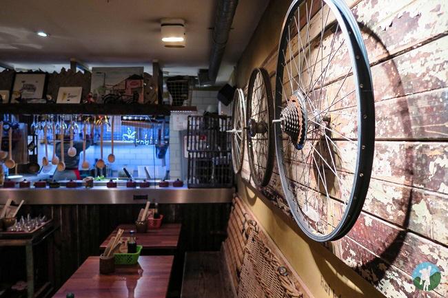 hanoi bike shop glasgow west end restaurants