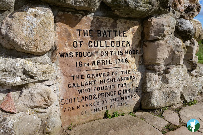 culloden memorial museums scotland