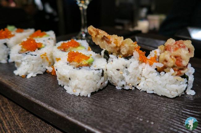 e sushi glasgow west end restaurants