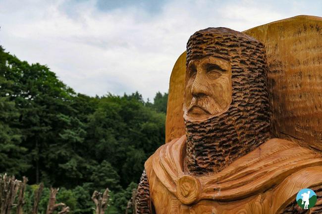 william wallace quote lanark statue