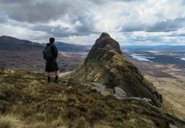 lochinver walks suilven blog