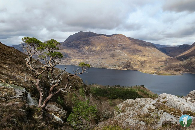 loch maree lochinver walks sutherland