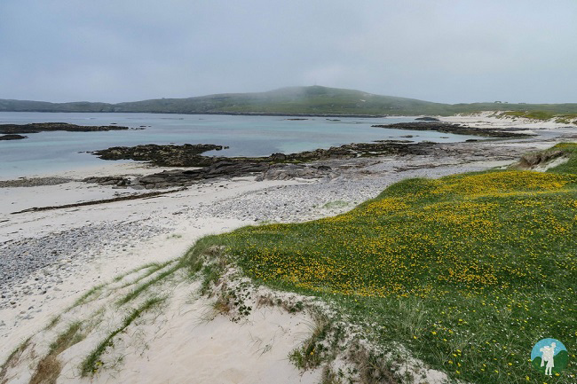 machair outer hebrides holidays