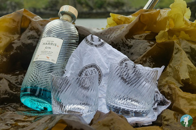 outer hebrides holidays harris gin