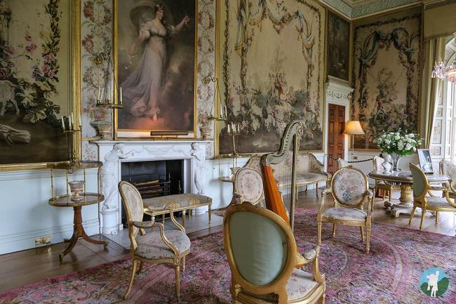 inveraray castle interior