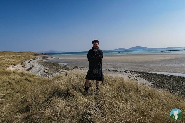 scotland vlogger travel