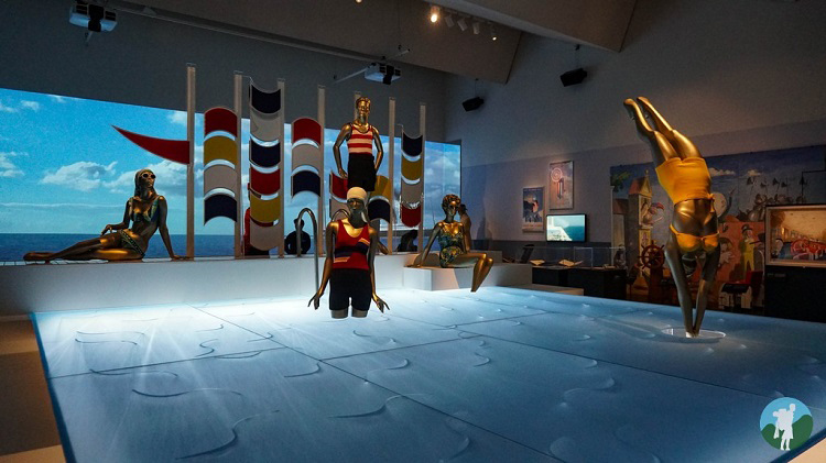 dundee culture ocean liners exhibition