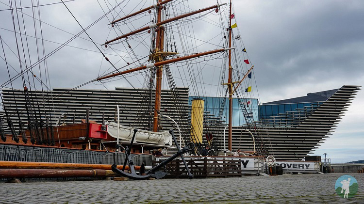 discovery v&a dundee