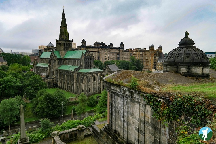 outlaw king filming locations glasgow cathedral