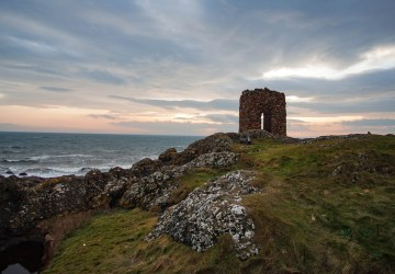 fife coast lady's tower