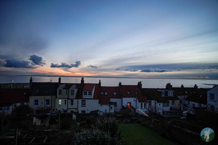 pittenweem accommodation sunset coast