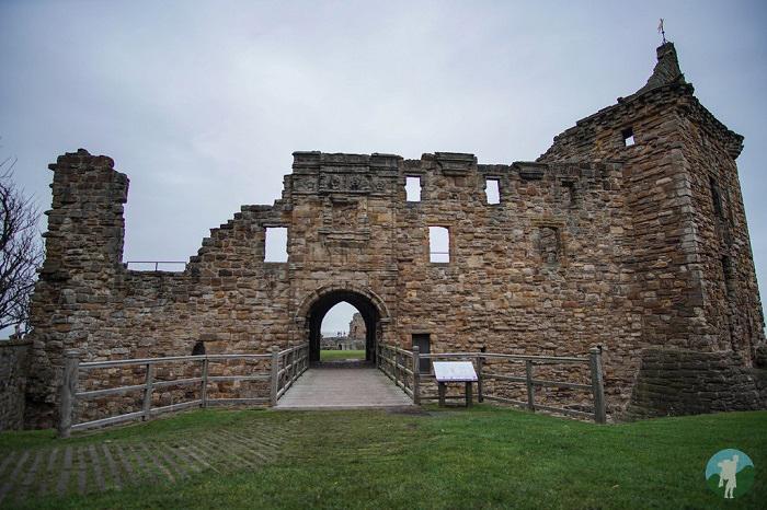 st andrews castle fife