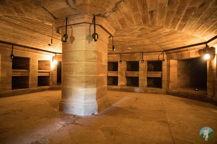 hamilton mausoleum crypt
