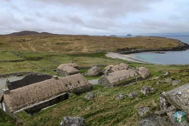lewis outer hebrides itinerary
