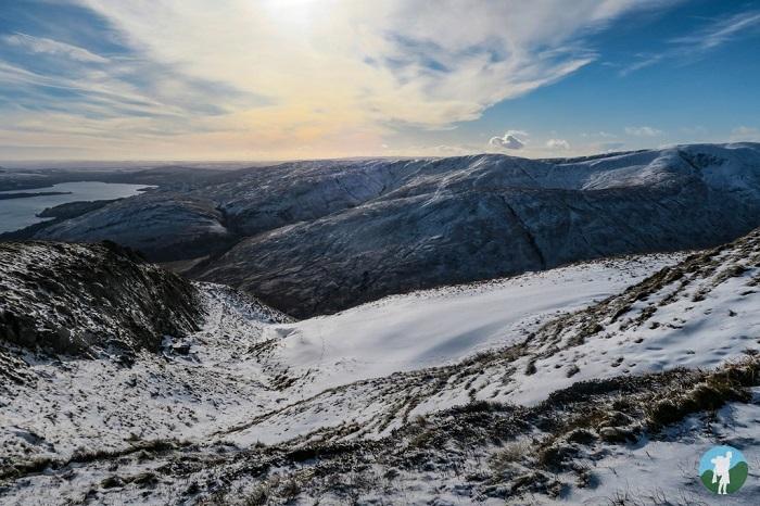 hiking loch lomond luss