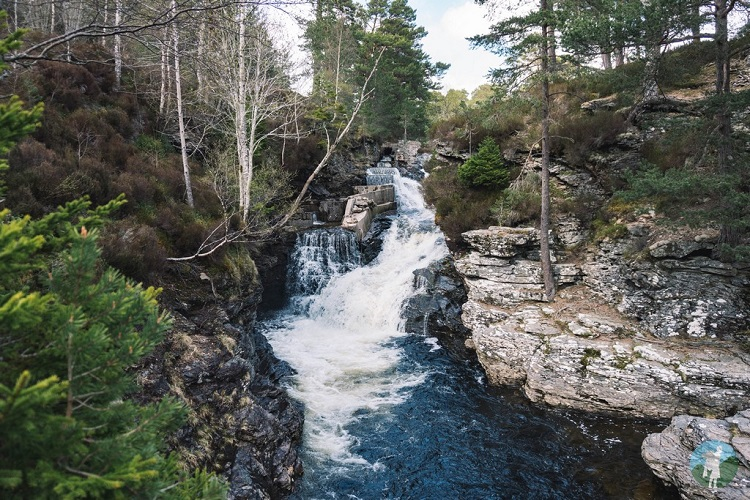 mar lodge walks