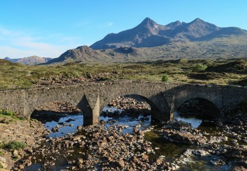 skye sustainable tourism scotland