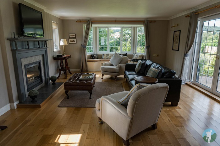 laurels places to stay in the scottish borders