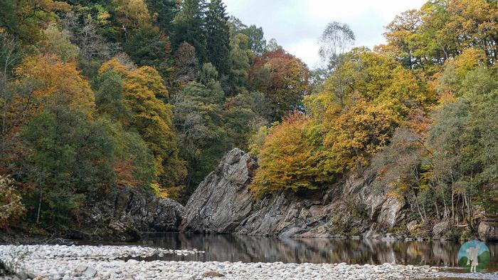 killiecrankie highland perthshire