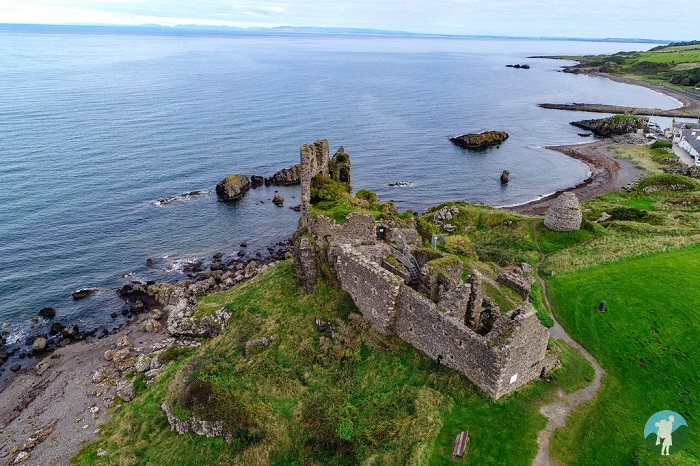 drone firth of clyde