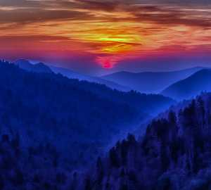 Photo Spots in GSMNP Travels with Bibi