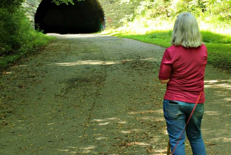 Visiting A Road To Nowhere In North Carolina Travels with Bibi