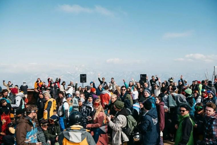 Hakuba, Japan Music Festival: Snow Machine Travels with Bibi