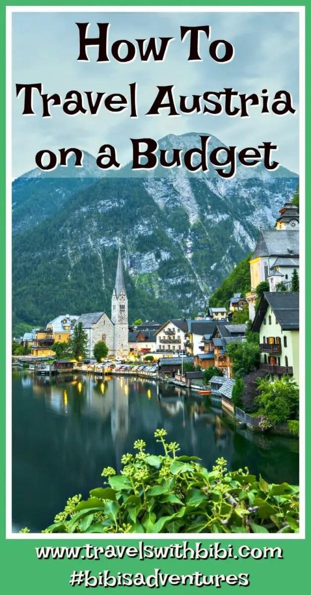 How to Travel Through Austria on a Budget