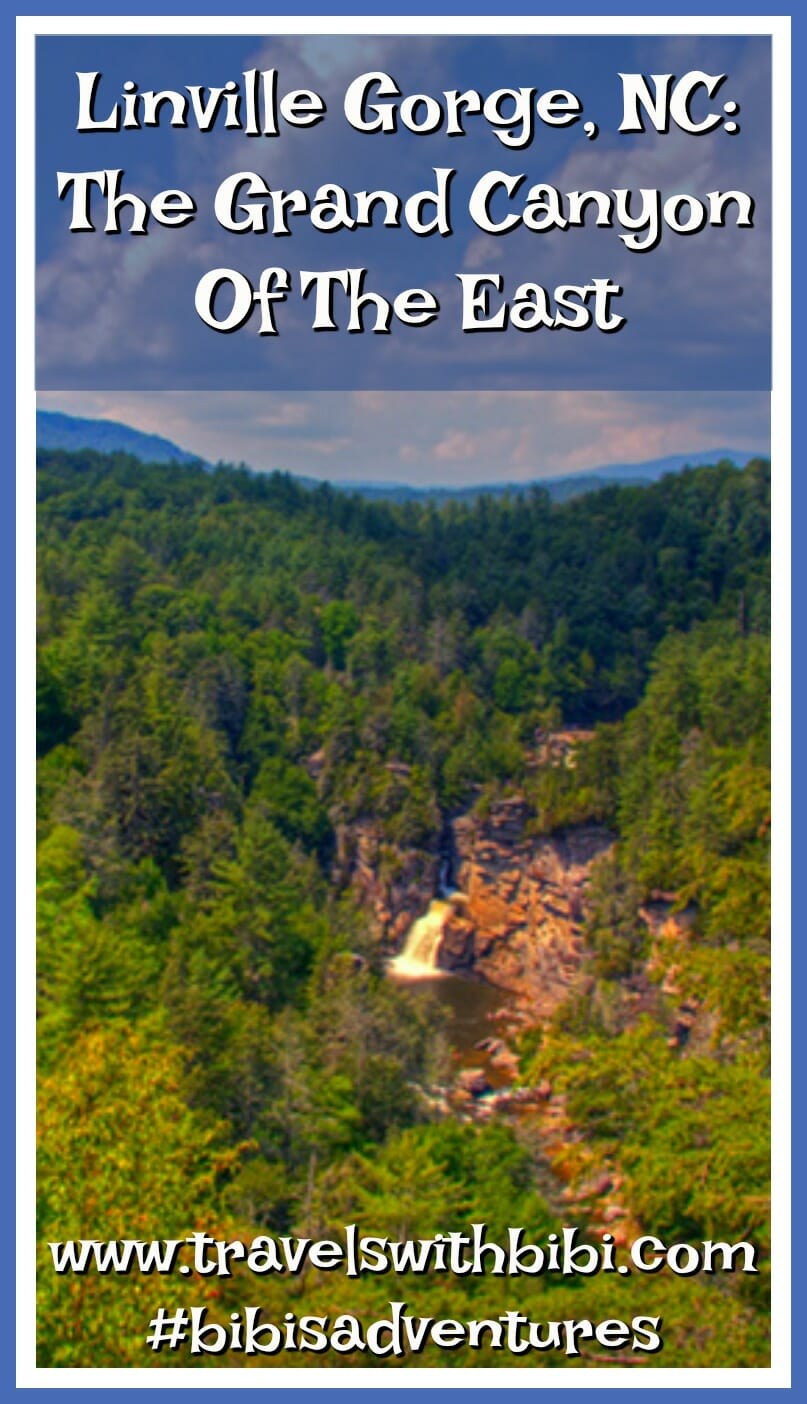 Linville Gorge, North Carolina: The Grand Canyon Of The East