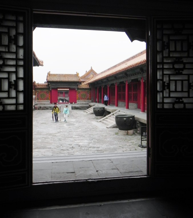 Eastern Courtyard near Treasure Gallery