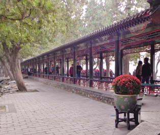 Beijing Summer Palace Long Hall
