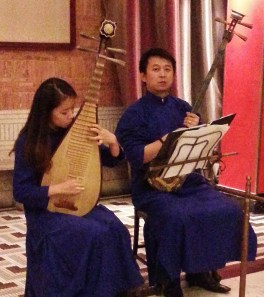 China, Shanghai, Wing On Department Store, Xian Qiang Fang, Stringed Instruments