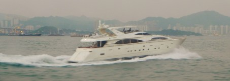 China, Hong Kong Yacht,