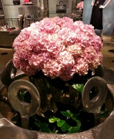 China, Hong Kong, Pacific Place Mall, Floral Arrangement, Dior