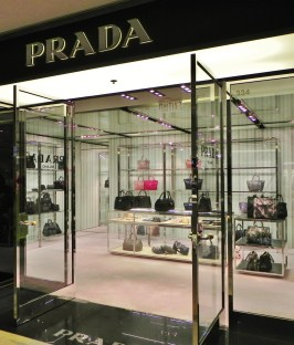 China, Hong Kong, Pacific Place, Prada, shop, store