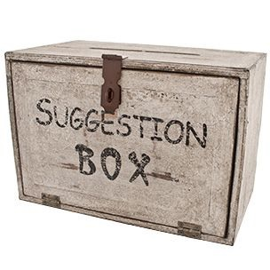 suggestion box2