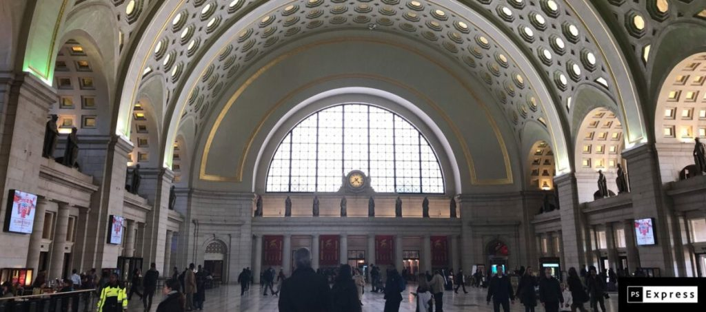 Washington (DC) Union Station Great Hall