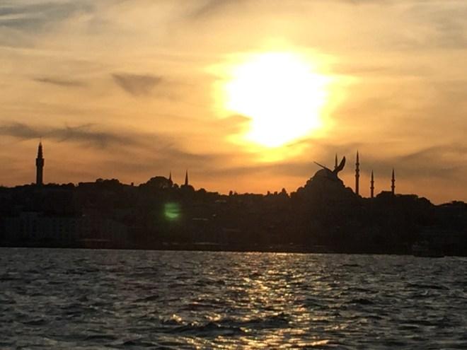 Farewell Istanbul