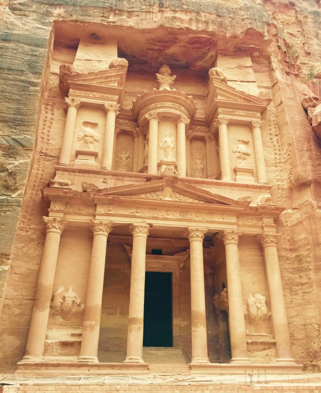 The Treasury, Petra, Jordan