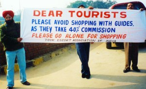 Dear Tourists Delhi India