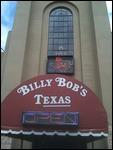 Billy Bob's Honky Tonk, Fort Worth, Texas
